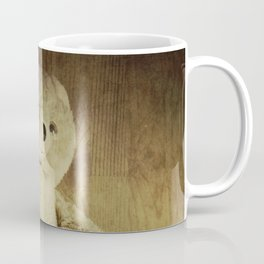 Old Teddy Bear Coffee Mug