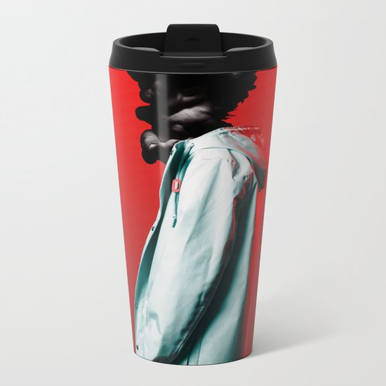 Etrol Metal Travel Mug