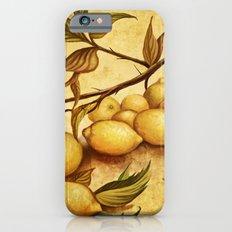 Lemon's Garden Slim Case iPhone 6s