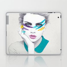 War Paint Sally Laptop & iPad Skin
