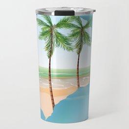Hawaii Big Island Travel Mug
