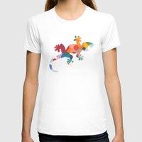 chameleon T-shirts featuring Chameleon by General Design Studio