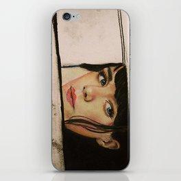 Rearview Mirror iPhone Skin