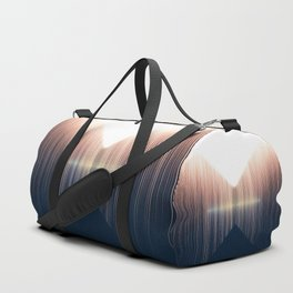 Opposing Dimensions Duffle Bag