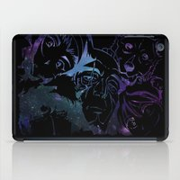 cowboy bebop iPad Cases featuring Space Cowboy by feimyconcepts05