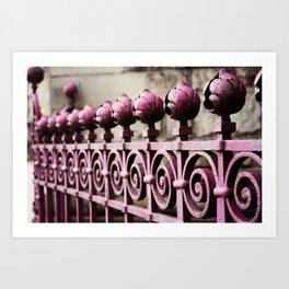 Metz Gate Art Print