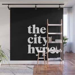 The City Hype Wall Mural