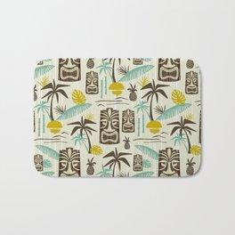 Island Tiki - Tan Bath Mat