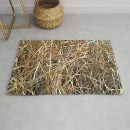 Dry Grass Rug