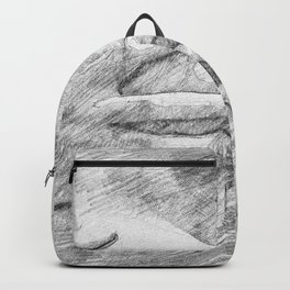 Covering Up Backpack