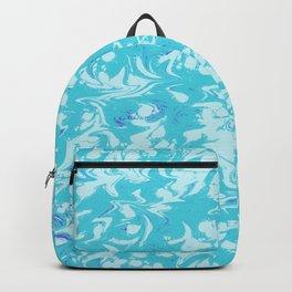 Bluish Backpack