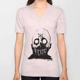 Fear Unisex V-Neck