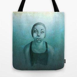Apnea Tote Bag
