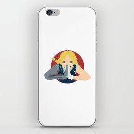 Edward Elric iPhone Skin