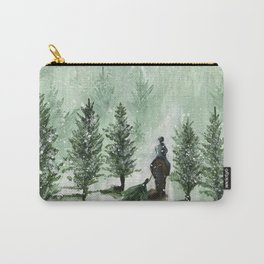The Tree Farm Carry-All Pouch