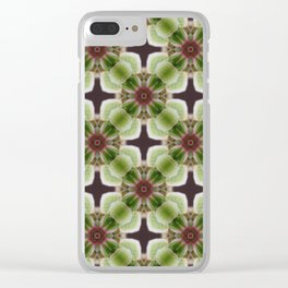 Oseille sauvage Clear iPhone Case