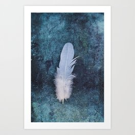 Feather II Art Print