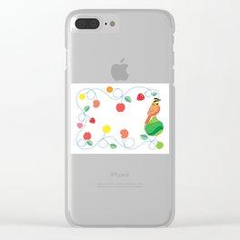 Kitchen comemaiz Clear iPhone Case