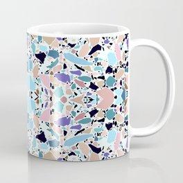 Terrazzo Tile / Aquamarine Coffee Mug