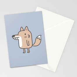 Friendly Fox Stationery Cards