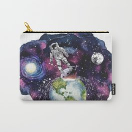 The Man Who Fell to Earth Carry-All Pouch