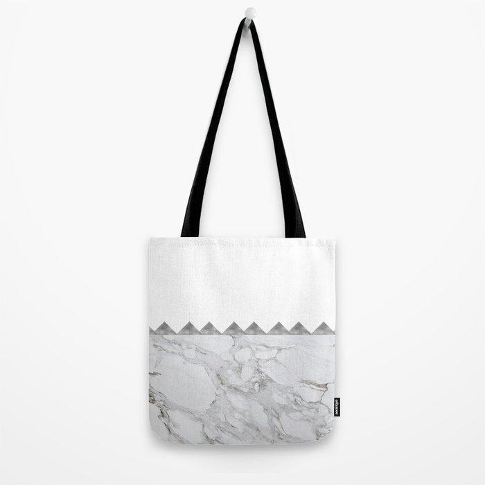 Adoring Grey Tote Bag