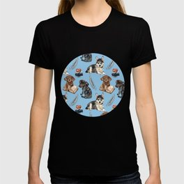 School of dogs T-shirt