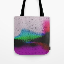 Heavy Glow Tote Bag