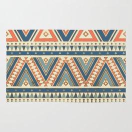 Aztec Ethnic Pattern Art N1 Rug