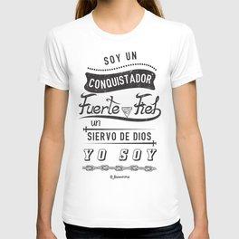 Conqui Fuerte y fiel T-shirt
