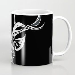 deer in lines Coffee Mug