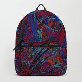 unreadable 3 Backpack