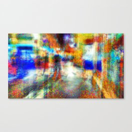 An other path to linger i.e. or heeding longer. [extra, 01] Canvas Print