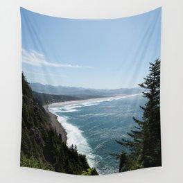 California Coast Wall Tapestry
