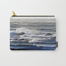 Endless Waves Carry-All Pouch