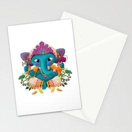 Little Ganesha Stationery Cards