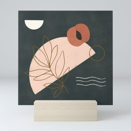 autumn feelings Mini Art Print