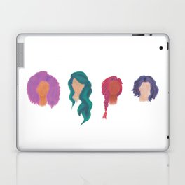 Lovable Ladies Laptop & iPad Skin