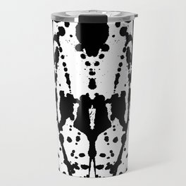 Ink Baroque Travel Mug