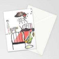 Sleepwalking Stationery Cards