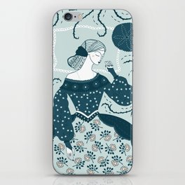 Little Briar Rose iPhone Skin