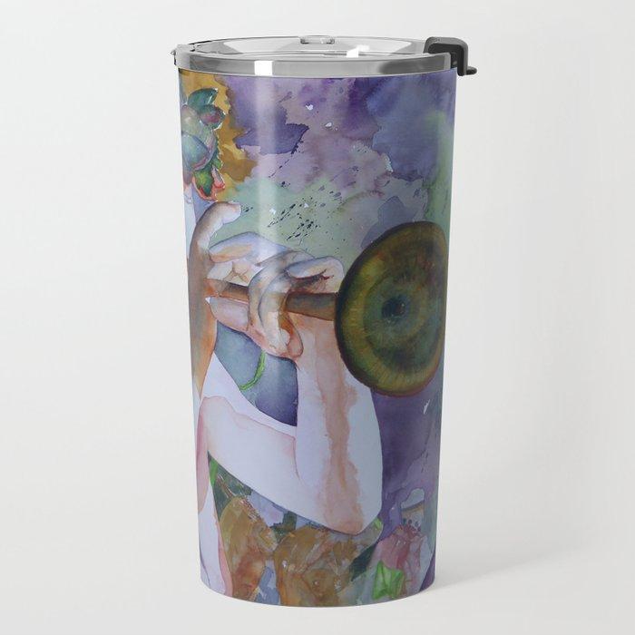 Chloris Travel Mug