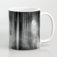 justin timberlake Mugs featuring Dark by Viviana Gonzalez