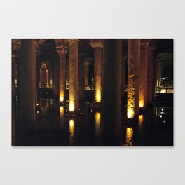 Light Underground!  Canvas Print