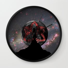 sasuke  Wall Clock