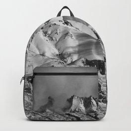 Monochrome Mountain Backpack