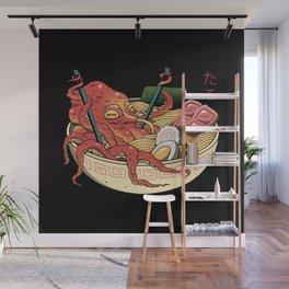 Tako Ramen Wall Mural