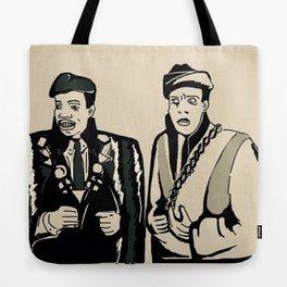 Coming To America Print Tote Bag