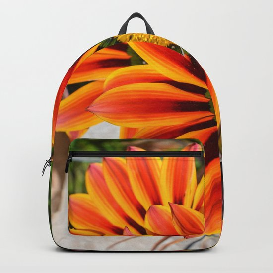 Gazania Backpack