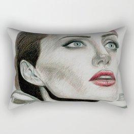 Queen Angie Rectangular Pillow